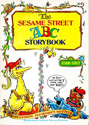 The Sesame Street ABC Storybook (0394883039) by Jeffrey Moss; Norman Stiles; Daniel Wilcox