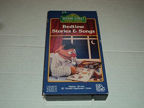 9780394883090: Bedtime Stories & Songs [VHS]