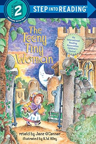 9780394883205: The Teeny Tiny Woman (Step into Reading)