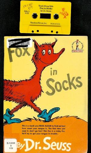 Fox in Socks - Cass (9780394883236) by DR SEUSS