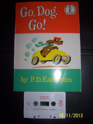 9780394883281: GO, DOG, GO! - PKG (Beginner Book and Cassette Library)