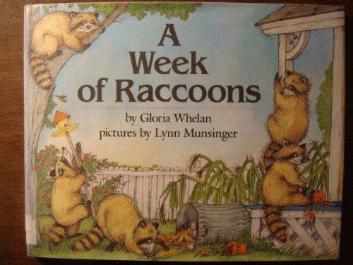9780394883960: A Week of Raccoons