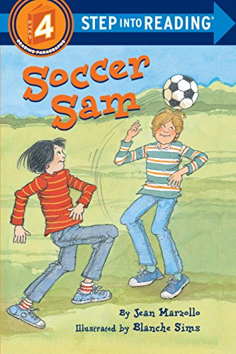 9780394884066: Soccer Sam (Step into Reading, Step 4)