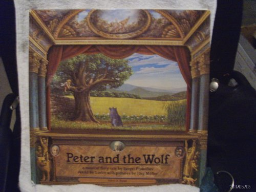 9780394884172: Peter and the Wolf