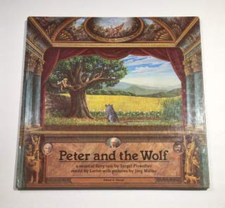 9780394884189: Peter and the Wolf: A Musical Fairy Tale (A Knopf Book and Cassette Classic)
