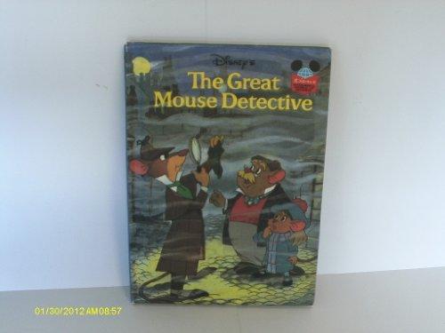 9780394884974: GREAT MOUSE DETECTIV (Disney's Wonderful World of Reading)