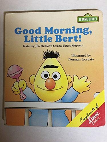 Good Morning, Little Bert!: Jim Henson