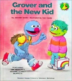 9780394885193: GROVER AND THE NEW KID (Sesame Street/Start to Read Books)
