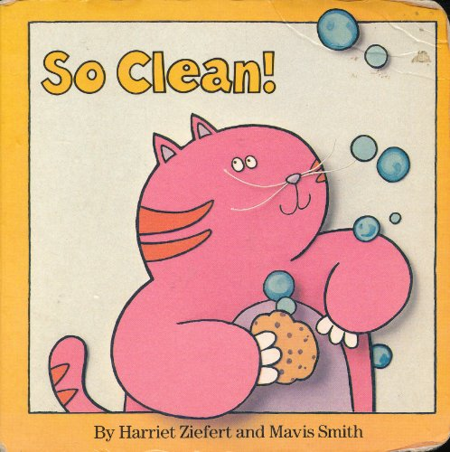 9780394885568: So Clean! (Look-At-Me Books)