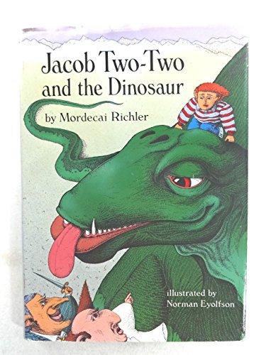 9780394887043: Jacob Two Two & Dinosaur
