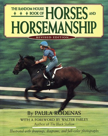 9780394887050: The Random House Book of Horses and Horsemanship: (Revised edition)