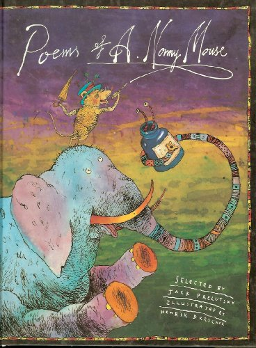 9780394887111: Poems of A. Nonny Mouse
