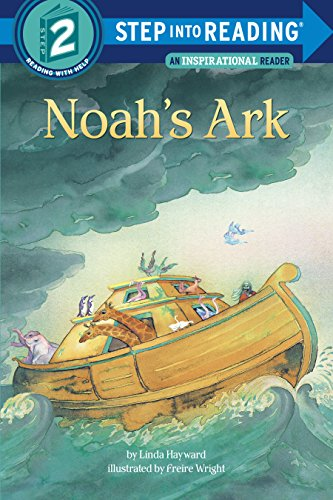 Noah's Ark (Step into Reading): Hayward, Linda