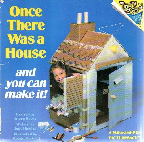 9780394887722: Once There Was a House: And You Can Make It (Make and Play Picturebacks)