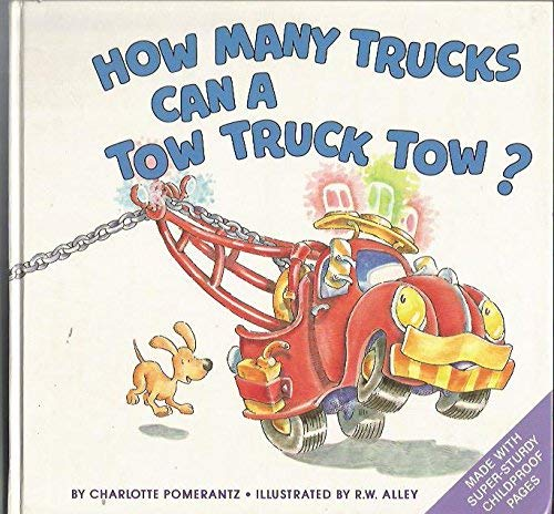 9780394887753: HOW MANY TRUCKS CAN (Just Right Books)