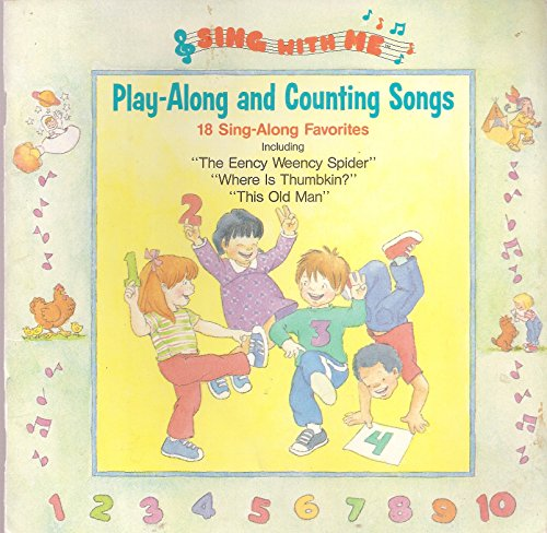 Play-Along and Counting Songs (Sing With Me Series) (0394888103) by Random House