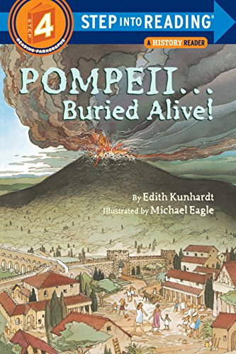 9780394888668: Pompeii...Buried Alive! (Step into Reading)
