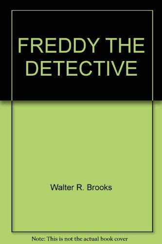 9780394888859: FREDDY THE DETECTIVE