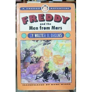 9780394888873: Freddy and the Men From Mars (A Freddy Adventure)