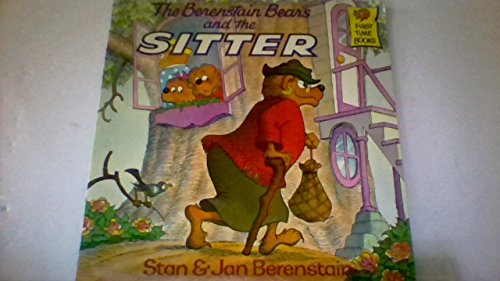 9780394888903: The Berenstain Bears and the Sitter: Book with Your Own Role-Playing Puppet (First Time Books and Puppet Packages)