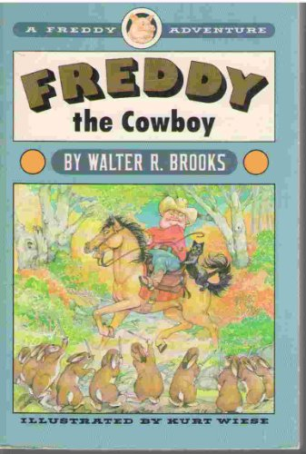 Freddy the Cowboy (Knopf Children's Paperbacks Ser.): Brooks, Walter R.