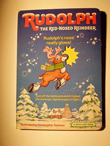 RUDOLPH RED-NOSED RNDR (Night Light Books): Night Light Book