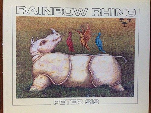9780394890098: Rainbow Rhino