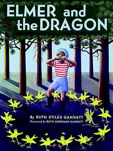 9780394890494: Elmer and the Dragon