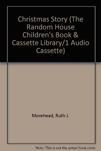 XMAS STRY/HOLLY BAB-PK (The Random House Children's Book & Cassette Library/1 Audio Cassette) (0394890582) by Ruth J. Morehead