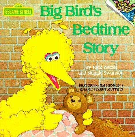 9780394891262: Big Bird's Bedtime Story (Pictureback(R))