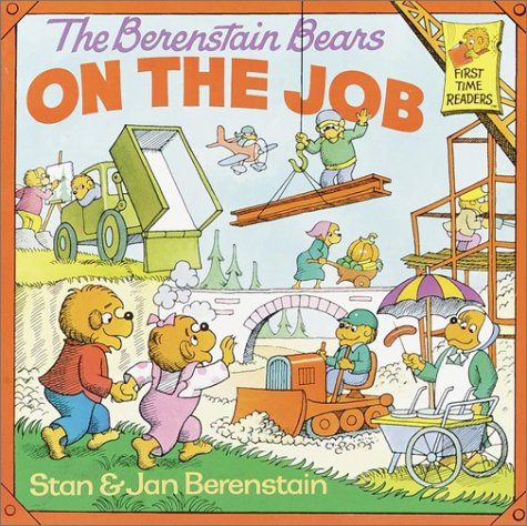 9780394891316: The Berenstain Bears on the Job