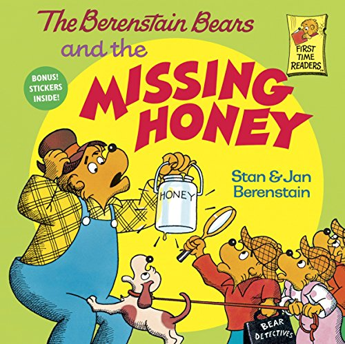 9780394891330: The Berenstain Bears and the Missing Honey