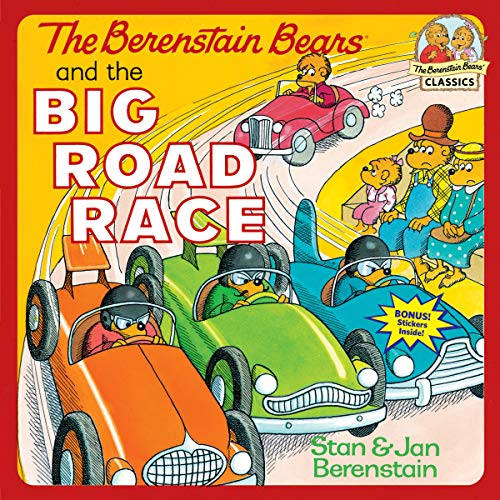 9780394891347: The Berenstain Bears and the Big Road Race