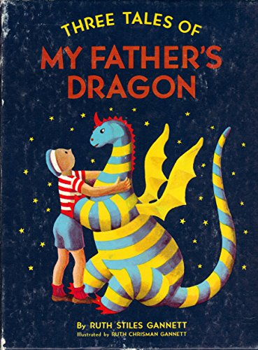 9780394891361: Three Tales of My Father's Dragon