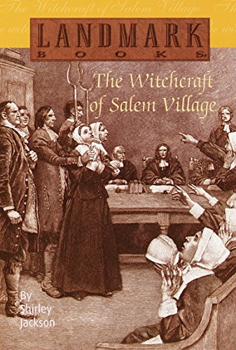 9780394891767: The Witchcraft of Salem Village (Landmark Books)