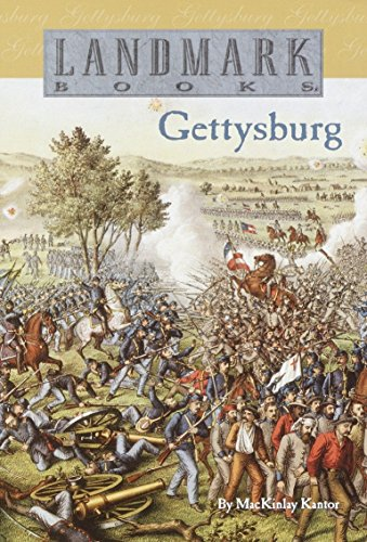 Gettysburg (Landmark Books): Kantor, MacKinlay