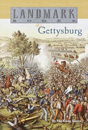 9780394891811: Gettysburg (Landmark Books)