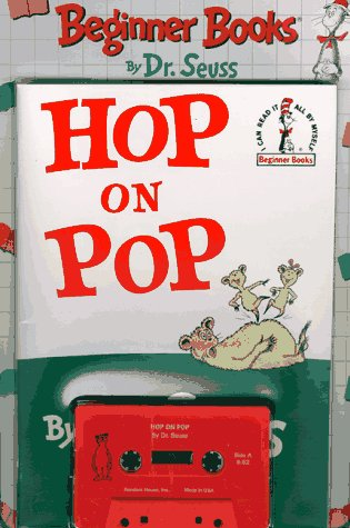 Hop on Pop (Beginner Book) (0394892224) by Dr. Seuss