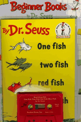 One Fish Two Fish Red Fish Blue: Dr. Seuss