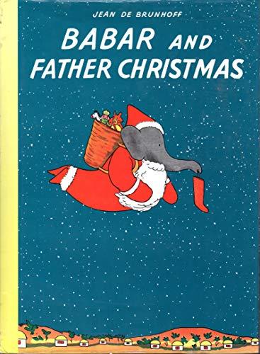 9780394892658: Babar and Father Christmas