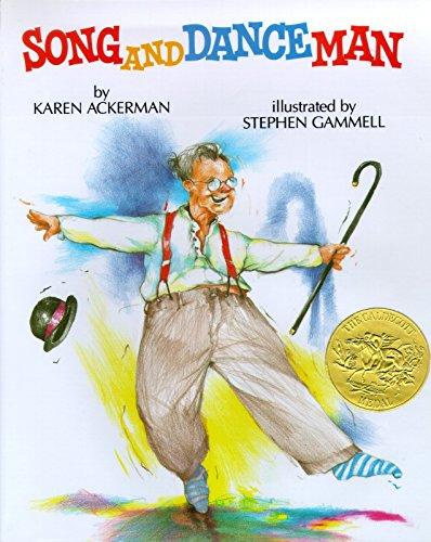 Song and Dance Man  (Borzoi Book): Ackerman, Karen