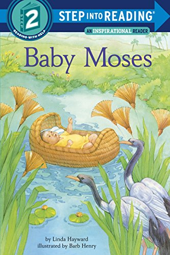 9780394894102: Baby Moses (Step into Reading)