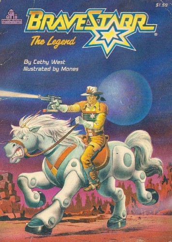 9780394894355: Bravestarr: The Legend