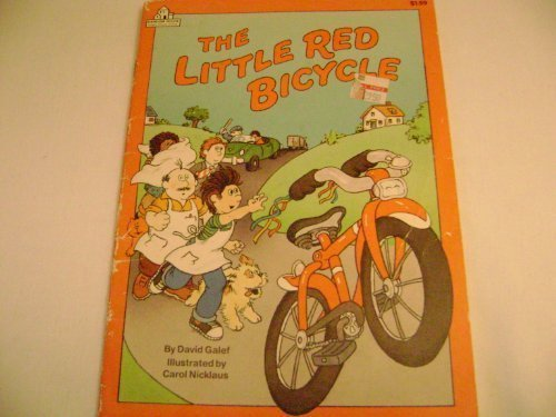 9780394894386: The Little Red Bicycle