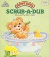 9780394894584: HH-HAPY BR: SCRUB-A-DUB (Happy Bear Toddler Books)
