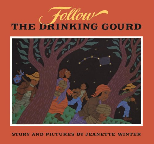 9780394896946: Follow the Drinking Gourd