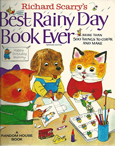9780394897059: Best rainy day book ever