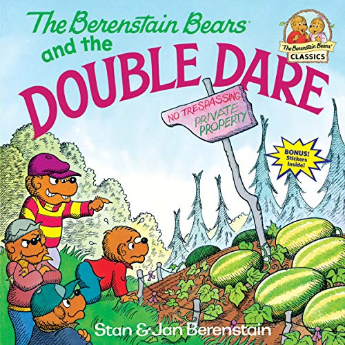 9780394897486: The Berenstain Bears and the Double Dare