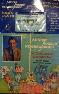 No One Tk Place-Pkg (9780394897868) by Fred Rogers