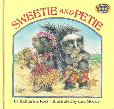 9780394898643: SWEETIE & PETIE (Just Right for 3's and 4's)